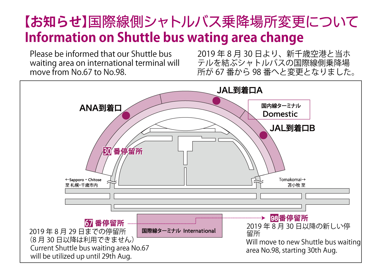 """バス停"""