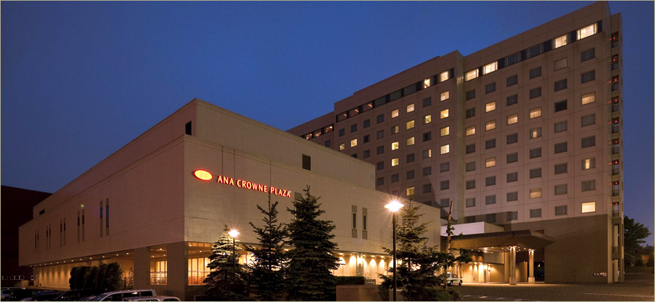 ANAクラウンプラザホテル千歳