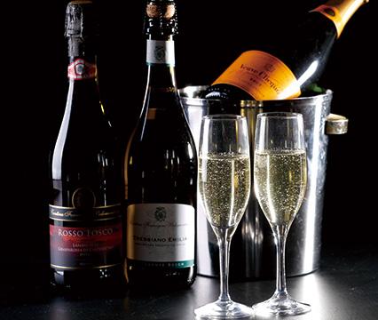 新館開業1周年フェア シャンパン&スパークリングワインフェア