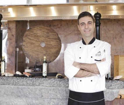 グレードアップランチブッフェ ジェンナーロ料理長監修のスペシャルイタリアンランチブッフェ