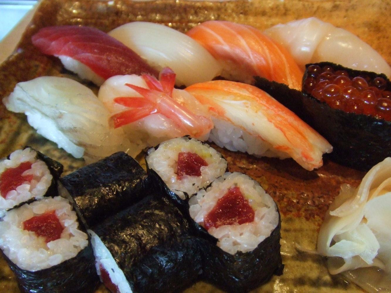 寿司セット「すずらん」