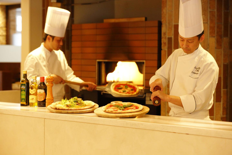 お料理作り体験好評開催中!<br>「グレードアップランチブッフェ」