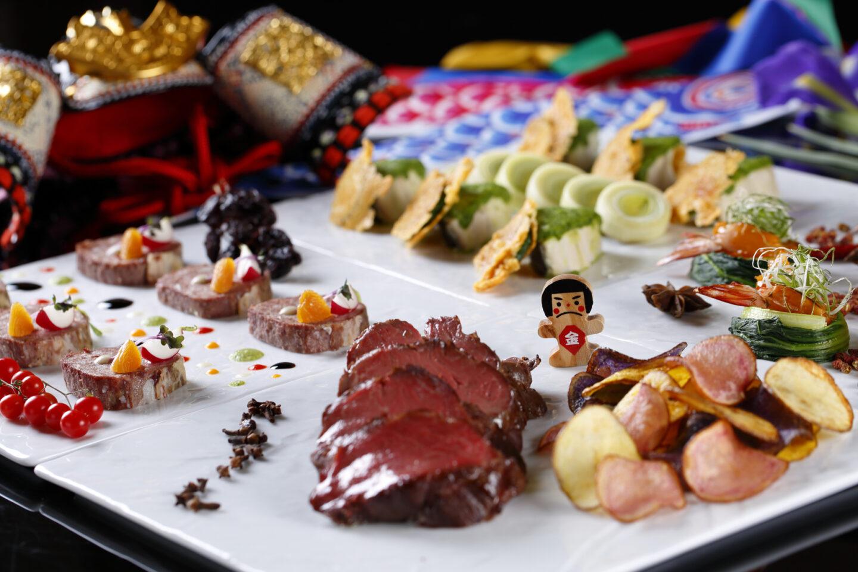 5/3(金)~5(日)は、お料理作り体験企画も開催!<br>「平成さようならグレードアップランチブッフェ」