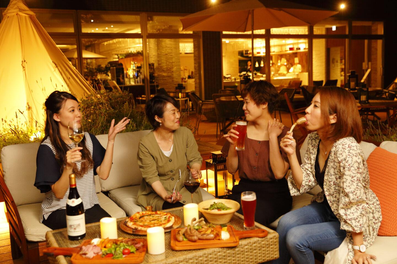7/15(水)より開催!2020ビアガーデン #Beer旅Hokkaido -この夏は千歳に旅しよう-
