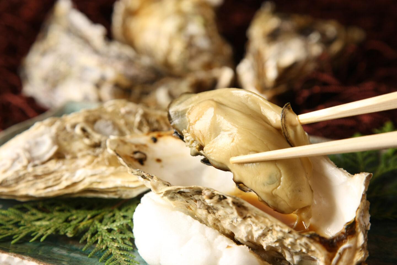 【冬が旬!】厚岸産蒸牡蠣フェア