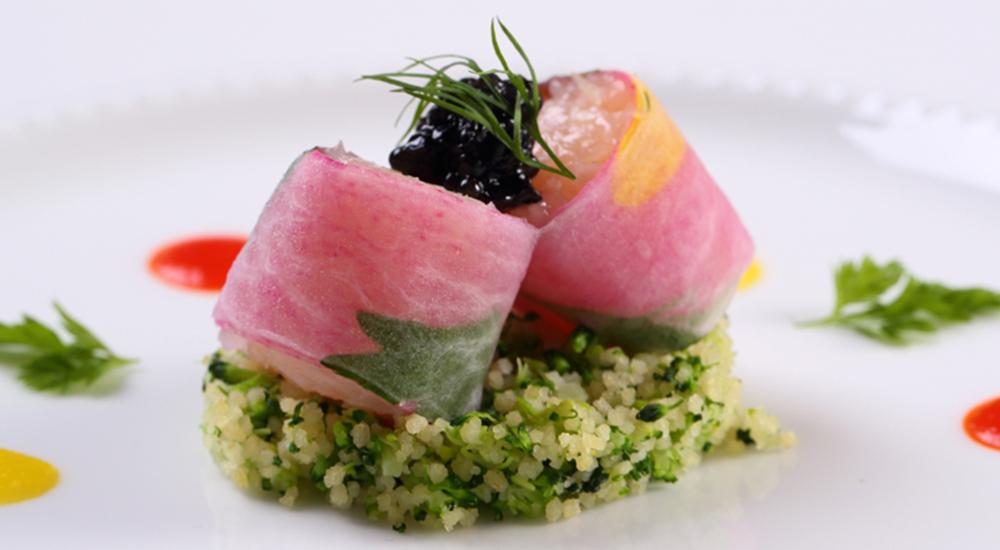 洋食コース料理