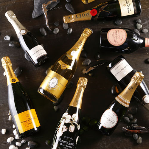 【レストラン&バー全店合同企画】「シャンパンワインフェア」