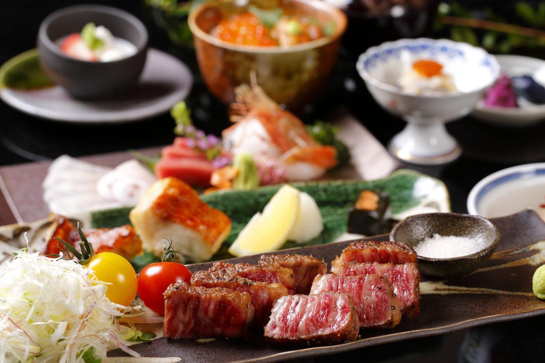 レストラン(志古津 プラン)