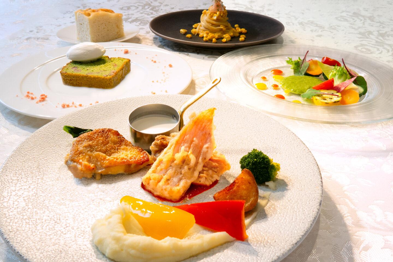 【7/12(月)より】道産食材で彩るまるごと北海道ディナー<7月>